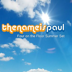 thenameispaul Four on the Floor Summer Set