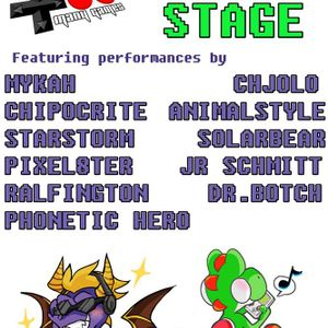 Live @ Arcade Stage, TooManyGames, June 2015