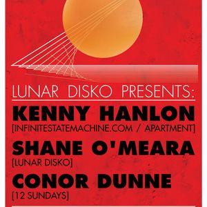 Kenny Hanlon - Lunar Disko May 2011