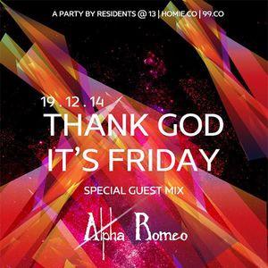 DJ Alpha Romeo Liveset @ Resident@31 (Singapore)
