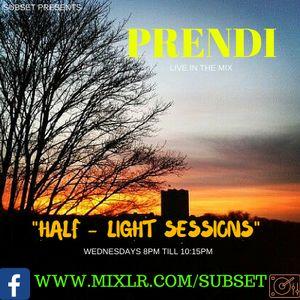 "PRENDI ""Half - Light Sessions"""