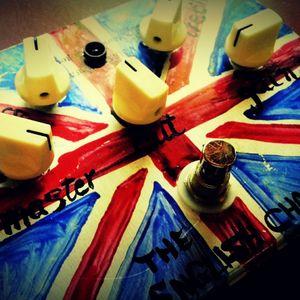 ROG Britannia demo - Telecaster-Britannia-Dr. Z MAZ18