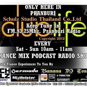 TRANCE MIX PODCAST RADIO SHOW VOL 93 [REC]