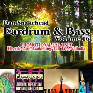 Eardrum & Bass Volume 16