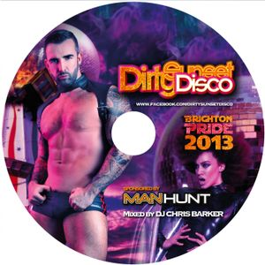 DSD Brighton Pride 2013: Mixed by Mister Barker