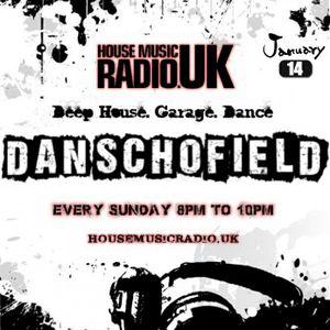 Sunday Night House Party 14.01.18 - Housemusicradio.uk