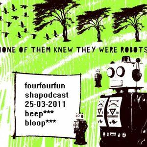 SHAPodcast - 25/03/2011