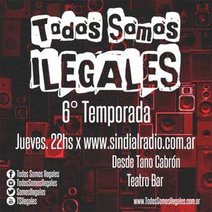 TODOS SOMOS ILEGALES 14-09-2017