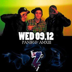 FM PODCAST 09.12 - AMXIII & PANIK! (Part1)