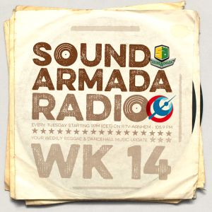 Sound Armada Radio Week 14 - 2015