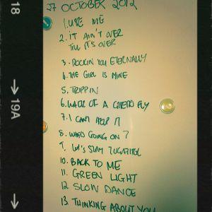 Lester Hein Mixtape October 2012