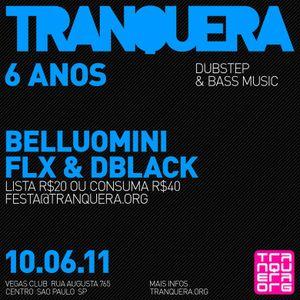 Live @ Tranquera (Vegas Club - São Paulo/SP)  10/06/2011