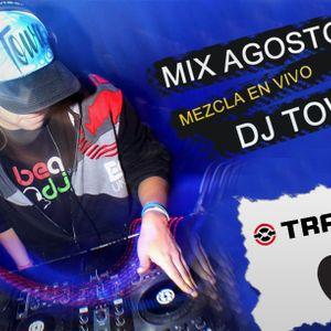 Mezcla Agosto 2012 - DJ Towa (LIVE)