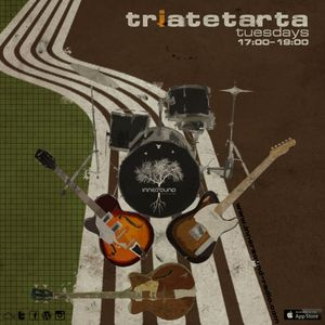 triatetarta radio show @ Innersound Radio on 26/11/2013