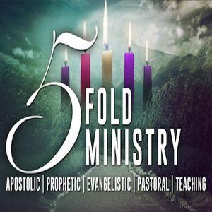 """""""De 5-voudige bediening: Gods patroon voor iedere kerk"""" - Dr. Eldon Wilson 29-11-2015"""