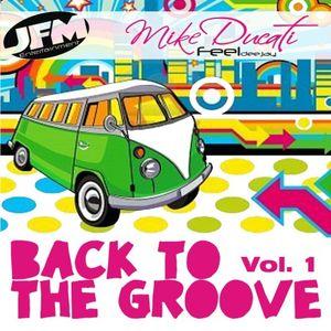 MISTER-FEEL - Back to the Groove Vol.1 / www.mister-feel.com