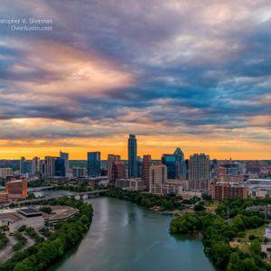 Angel Eyes under Texas Skies