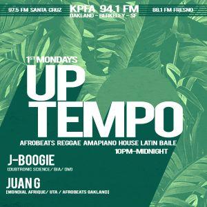 Off the Beaten Path - Uptempo Radio (5.3.21) AMAPIANO, AFROBEATS, DANCEHALL, GLOBAL