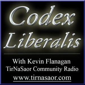 Codex Liberalis - The Woodland League with Andrew St. Ledger