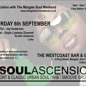 Soul Ascension 13/08/2014