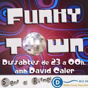 Funky Town 27 amb David Caler