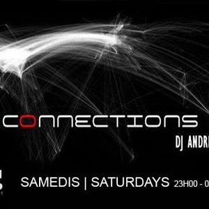 André Vieira - 1st podcast USC - Connections 41 (08-07-2012)