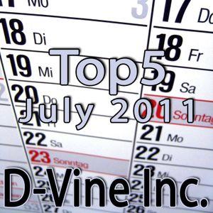 D-Vine Inc. - Top5 | July 2011