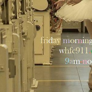 Friday Morning Classics w/ poet Michael Hooper January 18 2012 PT. 2