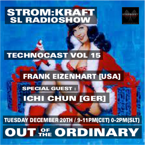 Out Of The Ordinary Radioshow #015 - Frank Eizenhart