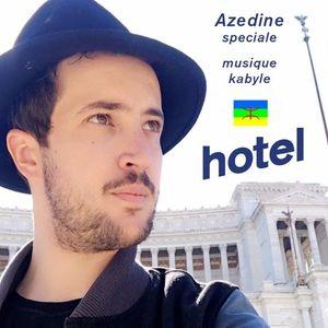 Azedine Kasri Spéciale Musique Kabyle - 24:10:2016