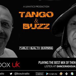 Tango & Buzz of BoxUK do Summer Special Sept 2015
