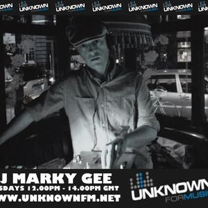 """DJMarkyGee """"The Midday Sessions"""" unknownfm.net 31/01/2012"""