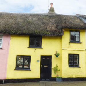 Sad Eagle - The Lemon Cottage