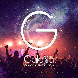 Galassia - Warm-up Playlist