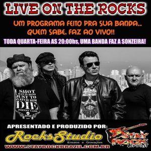 Programa Live On The Rocks - Entrevista com Vento Motivo