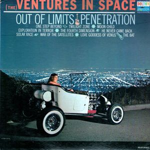 The Ventures In Space [Mono]