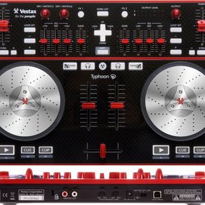 1st mix with the Vestax Typhoon
