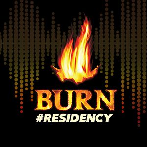 BURN RESIDENCY 2017 - GROOVEM8