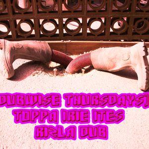 [DUBWISE THURSDAYS] 111008 Toppa IrieItes