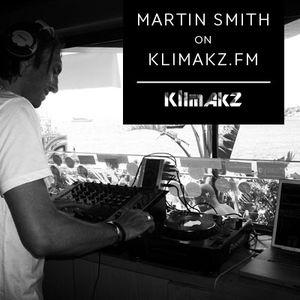 Martin Smith's House Show on KlimakzFM