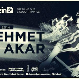 Mehmet Akar - Live at Bahrein (Buenos Aires) - 21-11-2014