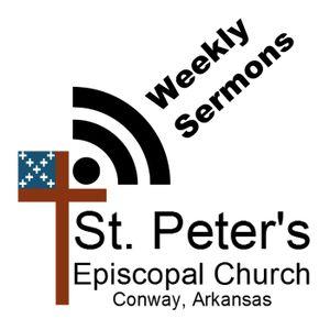 Weekly Sermon, September 25, 2016, Dr. Jay Ruud