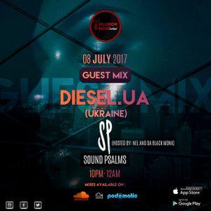 Sound Psalms - Guest Mix by DieseL.UA (Ukraine)