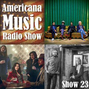 Americana Music Radio Show 23