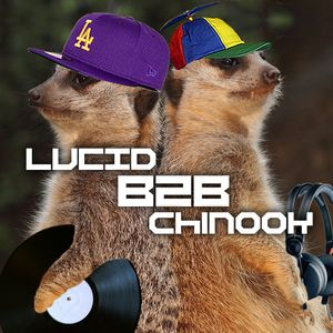 LUCID B2B CHINOOK - DnB Mix for APLIVE