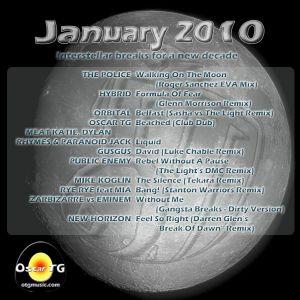 Trashed: January 2010
