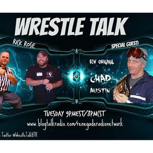 Wrestle Talk with Joe and Rick feat ECW Original Chad Austin