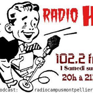 Radio H émission au bar