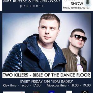 Two Killers – Bible of the Dancefloor 003 EDM Radio