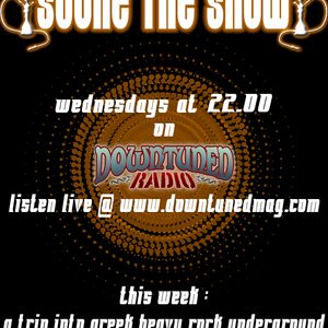 Stone The Show - 01 - Tribute To Greek Heavy Rock Underground (07.09.11) @ Downtuned Radio